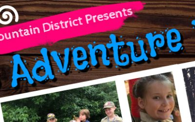 Gilmer & Fannin Mtn District Adventure Day 11.9.19