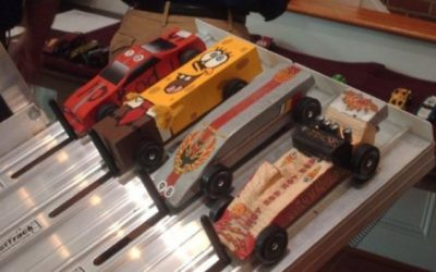 2020 Mountain District Pinewood Derby