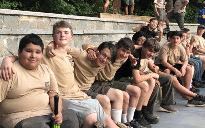 Camp Rainy Mountain Summer Camp 2021